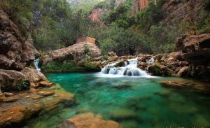 Read more about the article Exploration of Akchour waterfalls