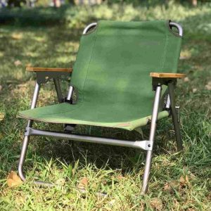 Camping Chair Cleaning