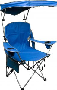 Quik Shade Adjustable Canopy Chair